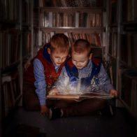 Кирилл и Егор 7 лет