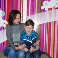 Алексей и мама Наталья